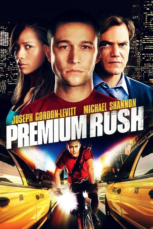 ดูหนังออนไลน์ฟรี Premium Rush (2012) ปั่นทะลุนรก