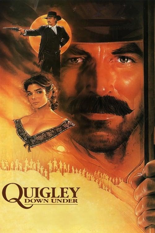ดูหนังออนไลน์ฟรี Quigley Down Under (1990) ควิกลี่ย์ สิงห์ร้ายปืนไกล