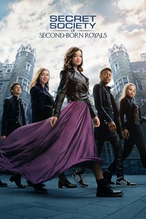 ดูหนังออนไลน์ฟรี Secret Society of Second Born Royals (2020) สมาคมลับแห่งรัชทายาทคนรอง
