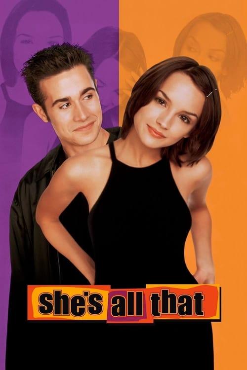 ดูหนังออนไลน์ฟรี She's All That (1999) สาวเอ๋อ สุดหัวใจ