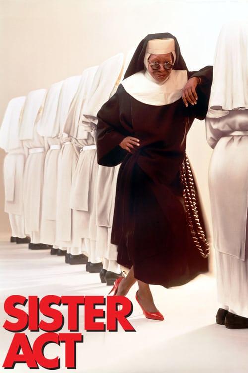 ดูหนังออนไลน์ฟรี Sister Act (1992) น.ส.ชี เฉาก๊วย