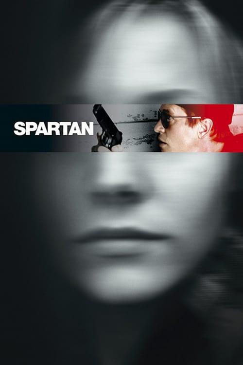 ดูหนังออนไลน์ฟรี Spartan (2004) มือปราบโคตรอันตราย