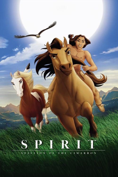 ดูหนังออนไลน์ฟรี Spirit Stallion Of The Cimarron (2002) สปิริต ม้าแสนรู้มหัศจรรย์ผจญภัย