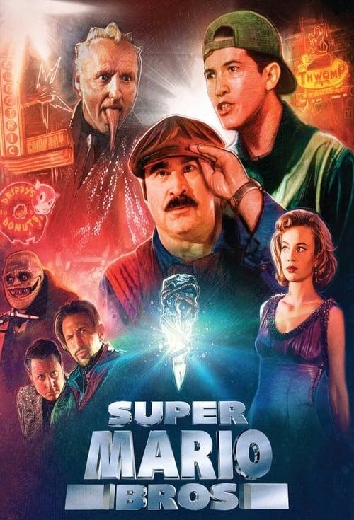 ดูหนังออนไลน์ฟรี Super Mario Bros. (1993) ซูเปอร์มาริโอ