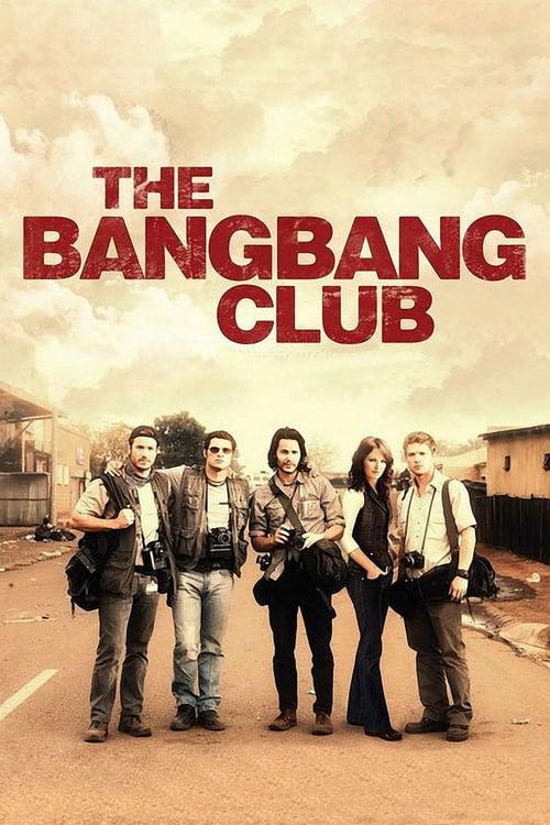 ดูหนังออนไลน์ฟรี The Bang Bang Club (2010) มือจับภาพช็อคโลก