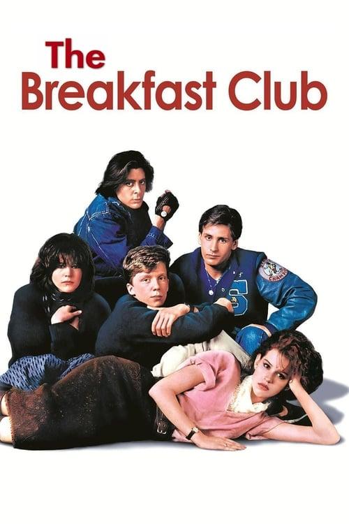 ดูหนังออนไลน์ฟรี The Breakfast Club (1985) เพราะเป็นวัยรุ่นมันเหนื่อย