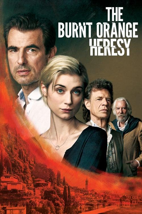 ดูหนังออนไลน์ฟรี The Burnt Orange Heresy (2019) หลุมพรางแห่งความหลงใหล