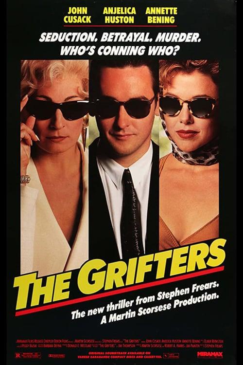 ดูหนังออนไลน์ฟรี The Grifters (1990) ขบวนตุ๋นไม่นับญาติ