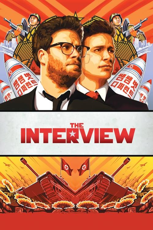 ดูหนังออนไลน์ฟรี The Interview (2014) บ่มแผนบ้าไปฆ่าผู้นำ