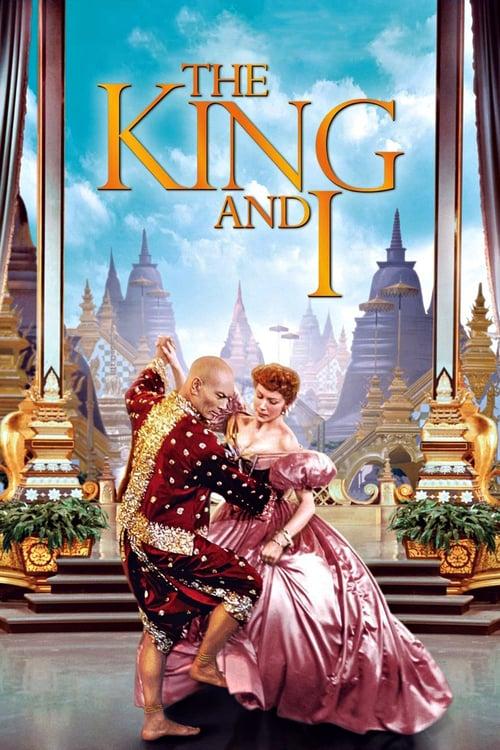 ดูหนังออนไลน์ฟรี The King and I (1956) เดอะคิงแอนด์ไอ