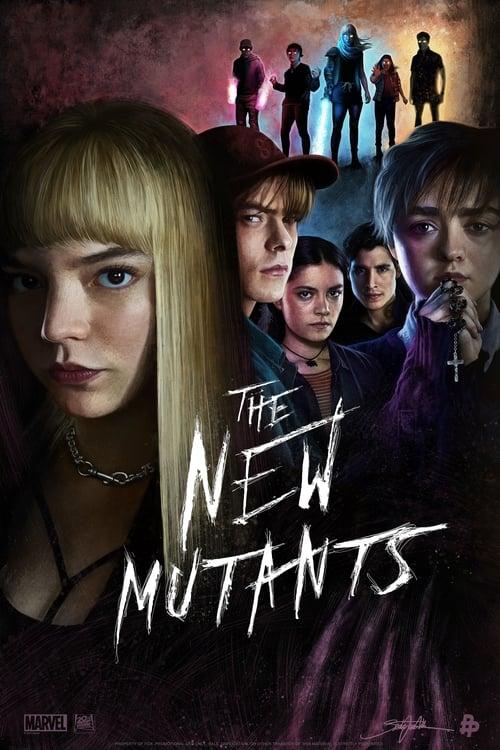 ดูหนังออนไลน์ฟรี The New Mutants (2020) มิวแทนท์รุ่นใหม่