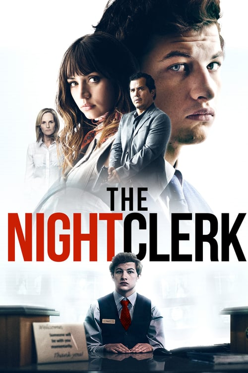 ดูหนังออนไลน์ฟรี The Night Clerk (2020) ส่องเป็นส่องตาย