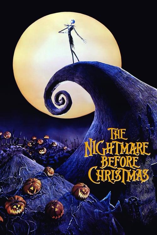 ดูหนังออนไลน์ฟรี The Nightmare Before Christmas (1993) ฝันร้ายฝันอัศจรรย์ ก่อนวันคริสต์มาส