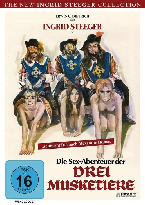 ดูหนังออนไลน์ The Sex Adventures of the Three Musketeers (1971)