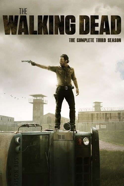 ดูหนังออนไลน์ The Walking Dead Season 3 (2013) เดอะวอล์กกิงเดด ฤดูกาลที่ 3