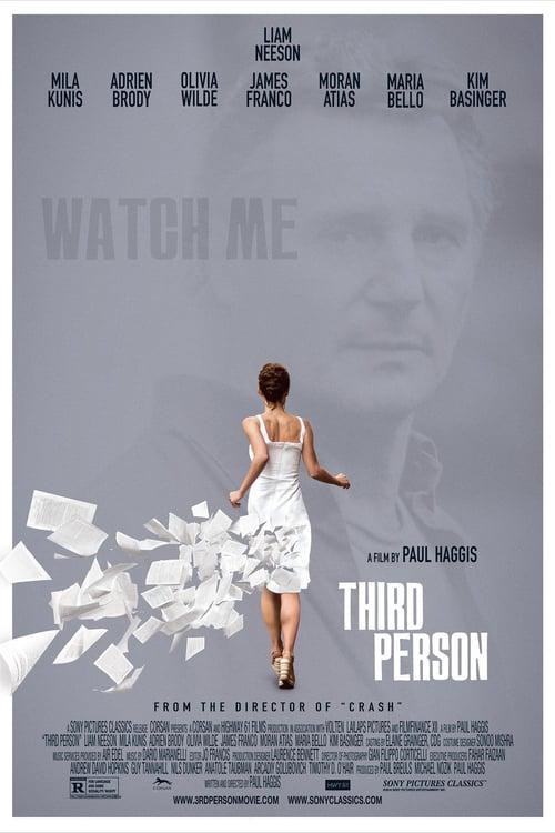 ดูหนังออนไลน์ฟรี Third Person (2013) ปมร้อนซ่อนรัก