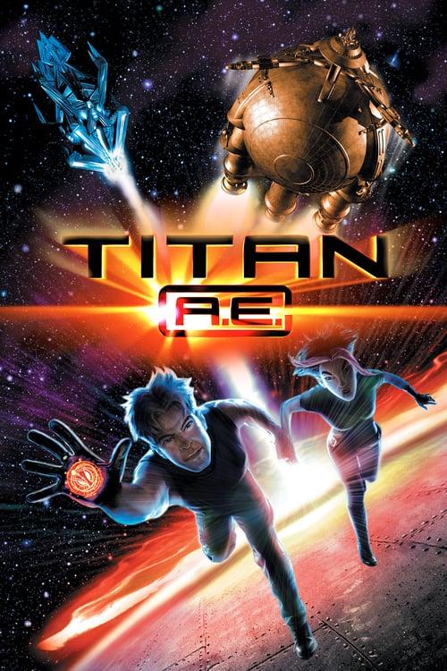 ดูหนังออนไลน์ Titan A.E. (2000) ไทตั้น เอ.อี. ศึกกู้จักรวาล