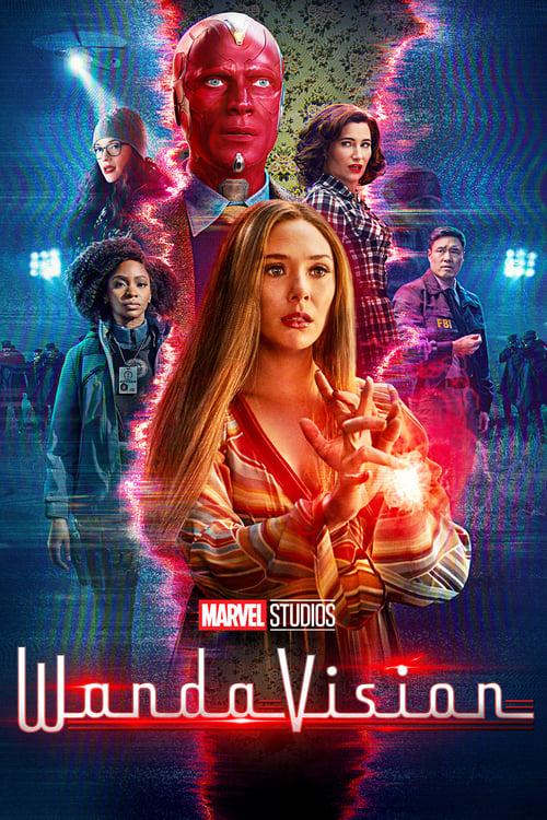 ดูหนังออนไลน์ WandaVision (2021) ซีซั่น 1 ตอนที่ 1-9 จบ