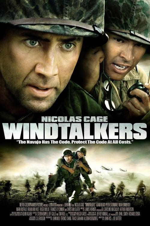 ดูหนังออนไลน์ฟรี Windtalkers (2002) สมรภูมิมหากาฬโค้ดสะท้านนรก