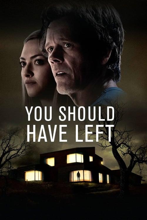 ดูหนังออนไลน์ You Should Have Left (2020) บ้านหลอน ฝันผวา