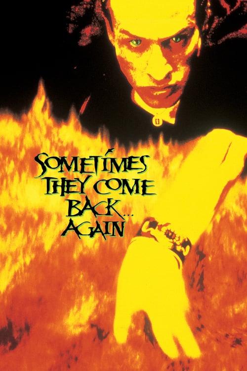 ดูหนังออนไลน์ฟรี Sometimes They Come Back Again (1996) มันกลับมาทวงเลือด 2