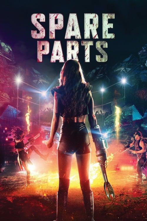 ดูหนังออนไลน์ spare parts (2020) เกมโหด แดนเถื่อน