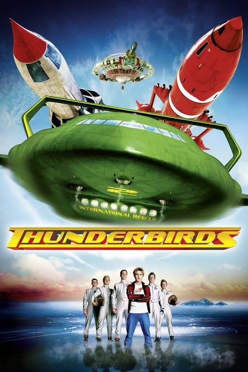 ดูหนังออนไลน์ thunderbirds (2004) วิหคสายฟ้า
