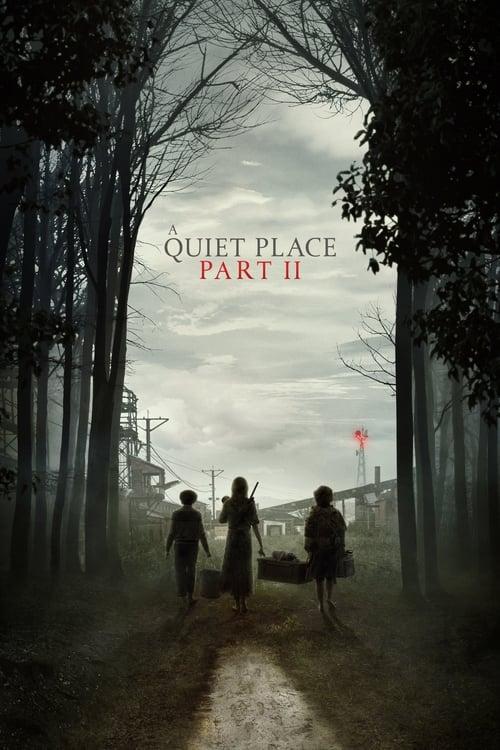 ดูหนังออนไลน์ A Quiet Place Part 2 (2020) ดินแดนไร้เสียง 2