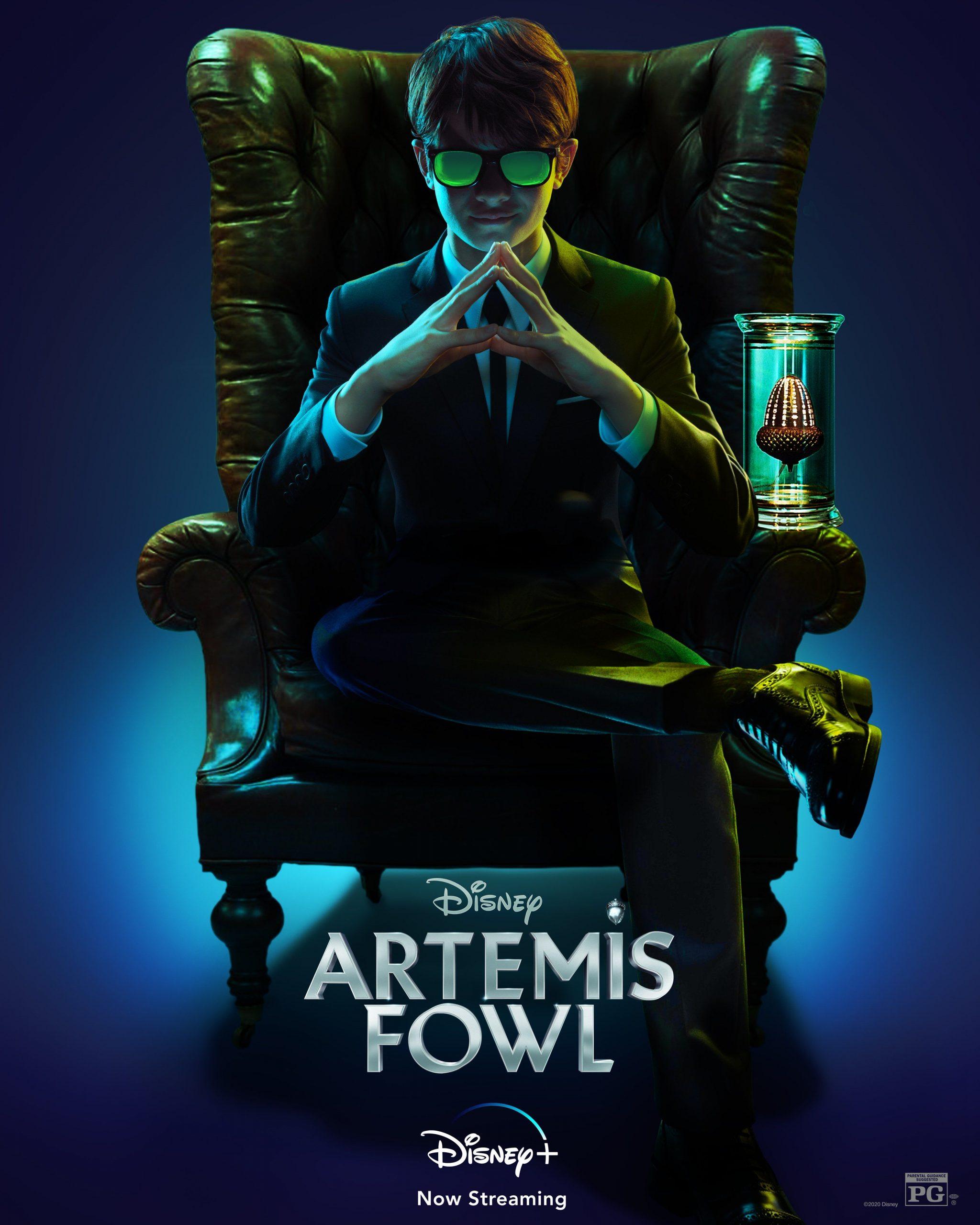 ดูหนังออนไลน์ Artemis Fowl (2020) ผจญภัยสายลับใต้พิภพ