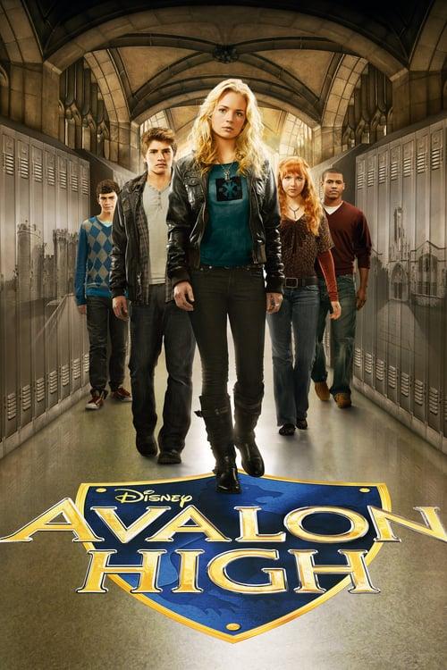 ดูหนังออนไลน์ Avalon High (2010)