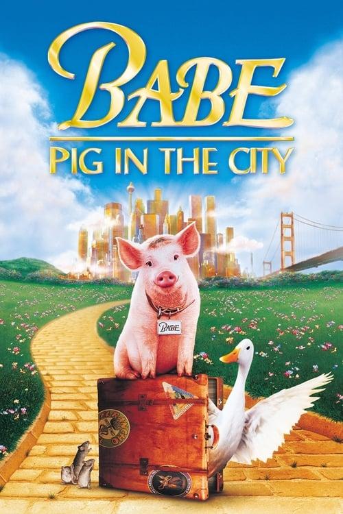 ดูหนังออนไลน์ Babe Pig in the City (1998) เบ๊บ หมูน้อยหัวใจเทวดา ภาค 2