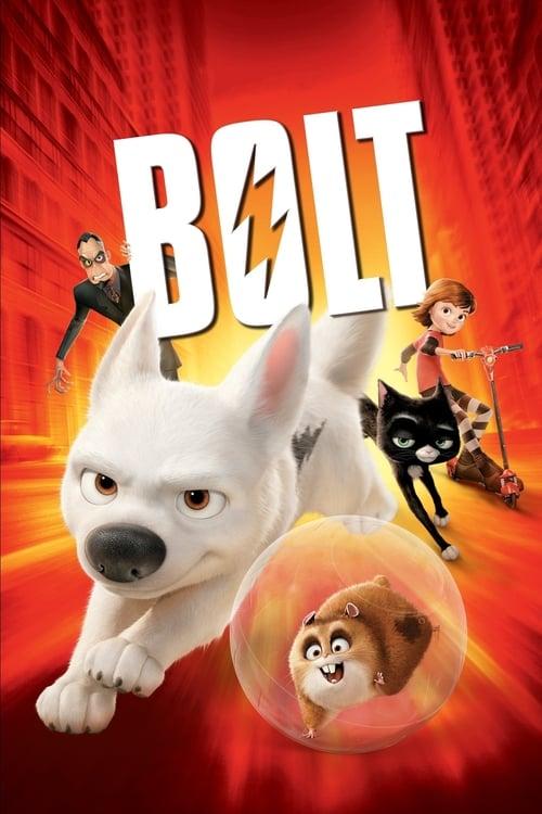 ดูหนังออนไลน์ Bolt (2008) โบลท์ซูเปอร์โฮ่งฮีโร่หัวใจเต็มร้อย