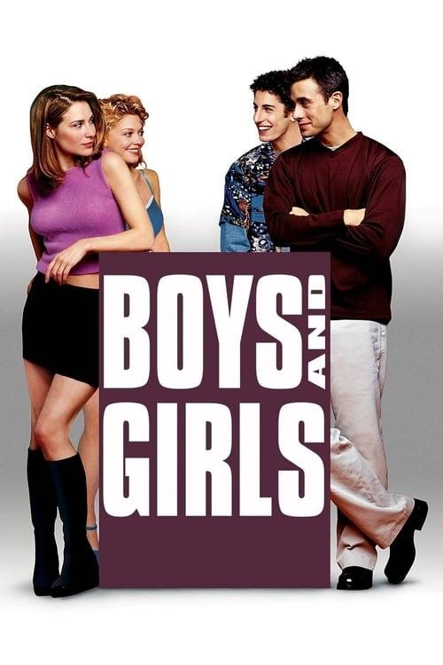 ดูหนังออนไลน์ Boys and Girls (2000) เจอแล้วต้องเจ๋อ แน่เลยเธอกับฉัน