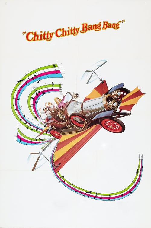 ดูหนังออนไลน์ Chitty Chitty Bang Bang (1968) ชิตตี้ ชิตตี้ แบง แบง รถมหัศจรรย์