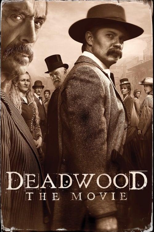 ดูหนังออนไลน์ Deadwood The Movie (2019) เดดวูด เดอะมูฟวี่