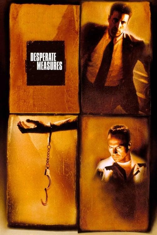 ดูหนังออนไลน์ฟรี Desperate Measures (1998) ฉีกกฏล่า ผ่าขั้วระห่ำ