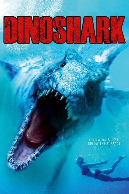 ดูหนังออนไลน์ฟรี Dinoshark (2010) ไดโนชาร์ค ฉลามยักษ์ล้านปี