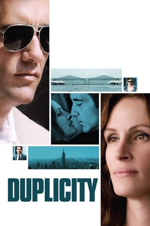 ดูหนังออนไลน์ Duplicity (2009) สายลับคู่พิฆาต หักเหลี่ยมจารกรรม