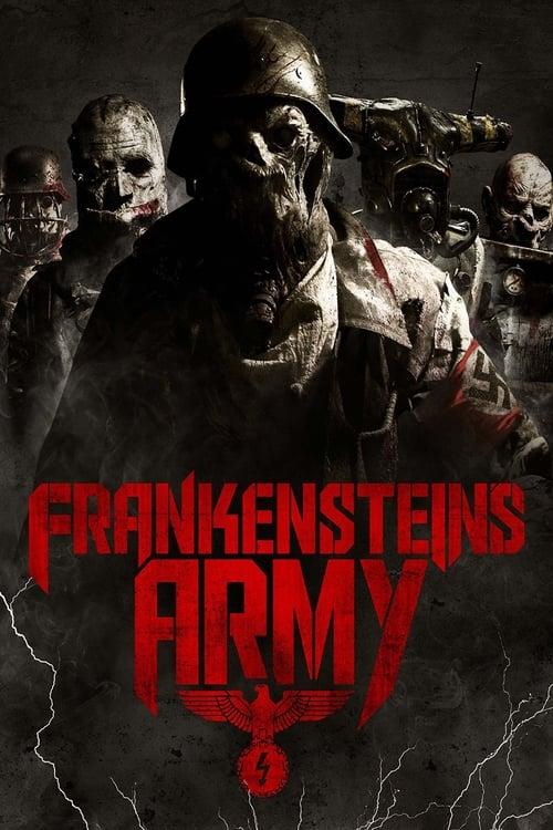 ดูหนังออนไลน์ฟรี Frankensteins Army (2013)