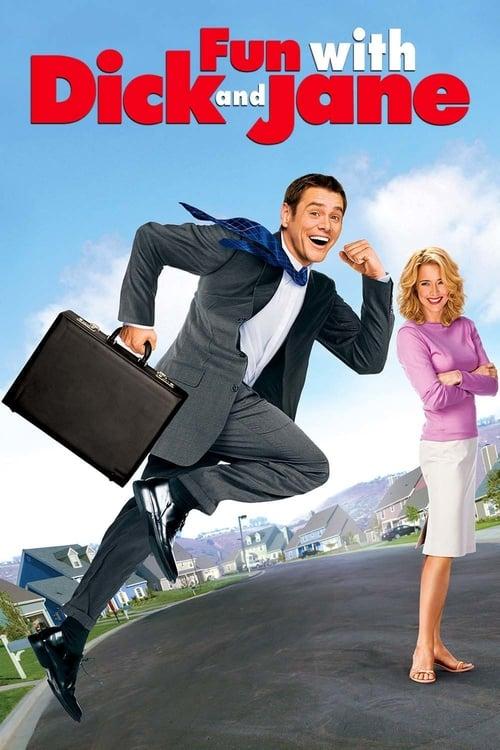 ดูหนังออนไลน์ Fun with Dick and Jane (2005) โดนอย่างนี้ พี่ขอปล้น