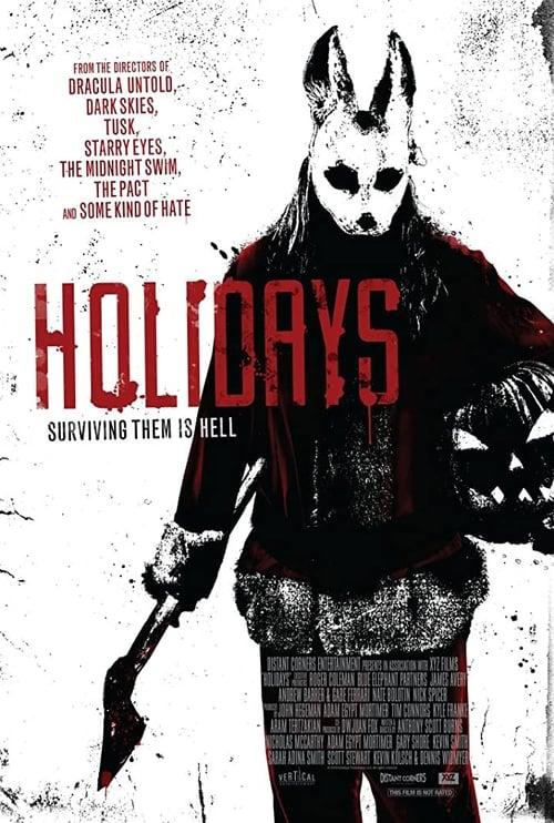 ดูหนังออนไลน์ฟรี Holidays (2016) ฮอลิเดย์ วันหยุด สุดสยอง