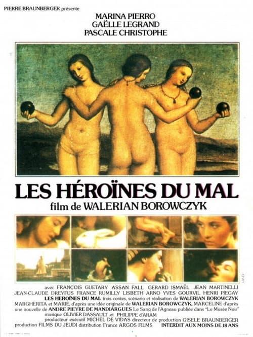 ดูหนังออนไลน์ฟรี Immoral Women (1979)