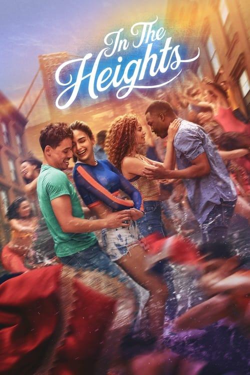ดูหนังออนไลน์ In the Heights (2021) จุดประกายไฟแห่งฝัน