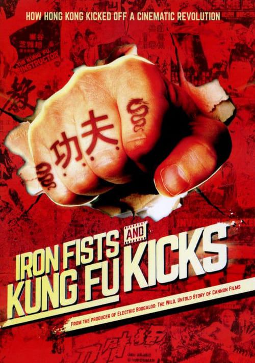 ดูหนังออนไลน์ฟรี Iron Fists and Kung Fu Kicks (2019) กังฟูสะท้านปฐพี