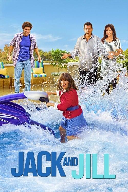 ดูหนังออนไลน์ Jack and Jill (2011) แจ็ค แอนด์ จิลล์