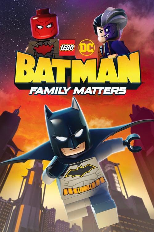 ดูหนังออนไลน์ LEGO DC Batman Family Matters (2019)