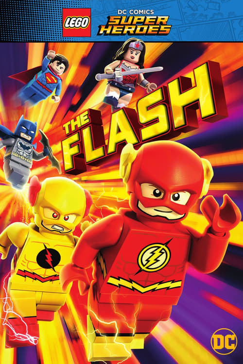 ดูหนังออนไลน์ Lego DC Comics Super Heroes The Flash (2018) เลโก้ ดีซี เดอะแฟลช