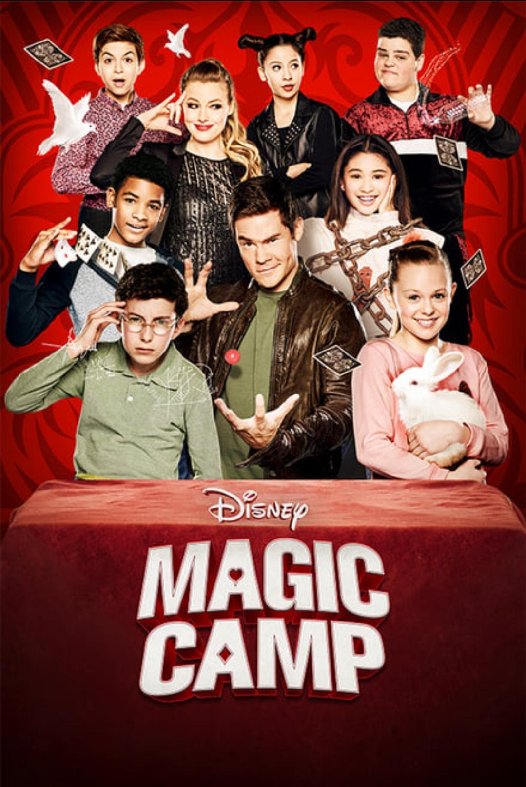 ดูหนังออนไลน์ Magic Camp (2020) เมจิก แคมป์