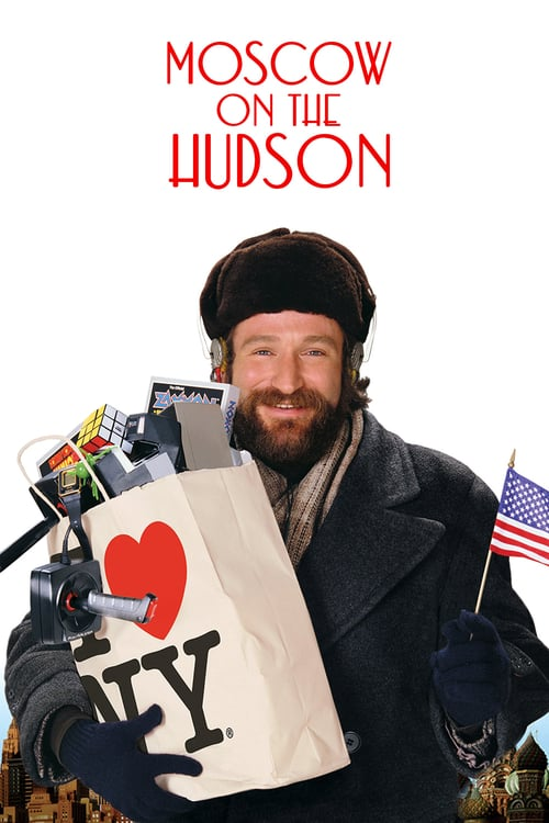 ดูหนังออนไลน์ฟรี Moscow on the Hudson (1984)