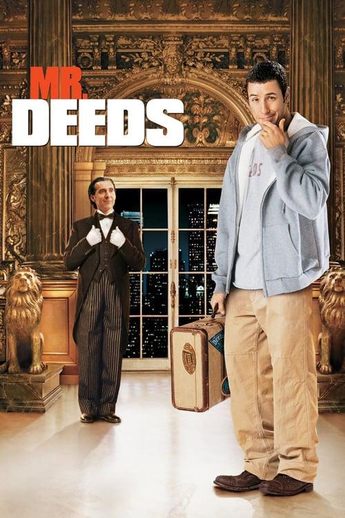 ดูหนังออนไลน์ Mr. Deeds (2002) นายดี๊ดส์ เศรษฐีใหม่หัวใจนอกนา
